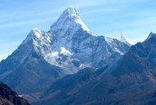This a pic of Mt. Everest