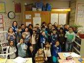 Mrs. Napier's 4th Grade Class