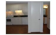 Kitchen area 1b/1b layout
