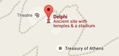 This is the location of Apollo's Temple