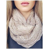 Westwood Scarf (blush) $15 (SOLD)