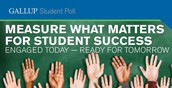 Gallup Student Survey Begins Tuesday, October 18th, 2016