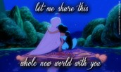 Love in A Whole New World