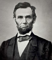 abe as an adult