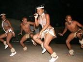 Botswana cultural dance
