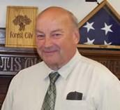 Mayor Byron Ruiter