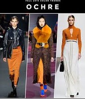 Thursday Fall colors is the new trend
