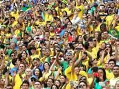 Lauren - Brazilian Soccer Fans