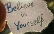 Believe!! :)