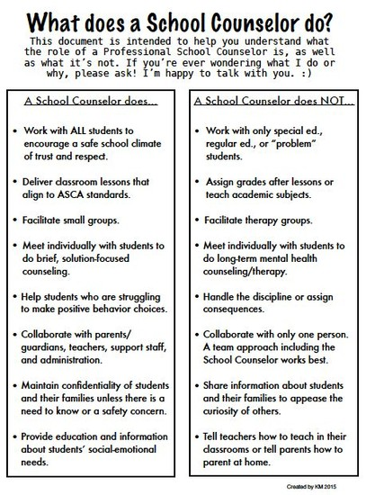 National School Counseling Week Smore Newsletters For Education