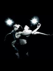 Creation of modern dance