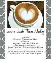 Java and Jewels - next Monday!