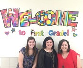 Thank you for being a part of First Grade!