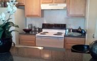 Kitchen With Breakfast Bar!