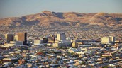 Ciudad Juarez is a very busy and interesting town.