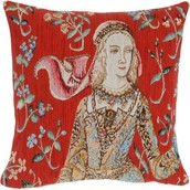 Eloise Decorative Tapestry Pillow