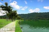 冬山梅花湖