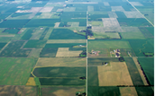 Unifying physical feature of the midwest