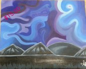 """Soul"" Painting."