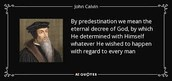 John Calvin's quote