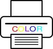Color Copying and Printing Services