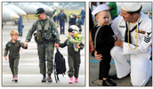Honor our Military and Their Families During The Month of November