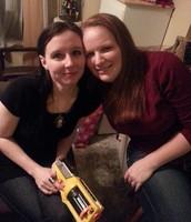 Mandy & I
