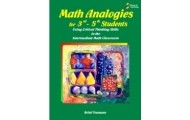 Math Analogies for 3rd - 5th
