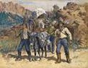 1848 - California gold rush is discovered