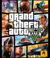 #5 Grand Theft Auto