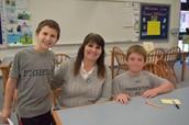 Author Lisa Funari-Willever Visits Stony Brook Elementary