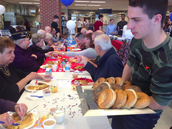 Thanks to Key Club for Hosting the Veterans Day Breakfast