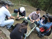 Weekend workcamp in Ozu