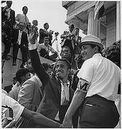 Sammy Davis Jr. in Washington