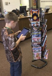 Hooking Reluctant Readers