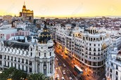 One many beautiful Spanish cities.