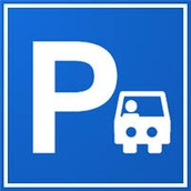 Free parking is available
