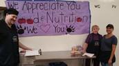 School Nutrition Employee Week