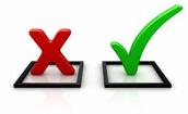 Voordelen en nadelen - feedback.