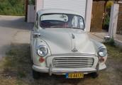 1966 Morris Minor 1000 - 4 door Saloon