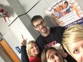 North Campus Team Up