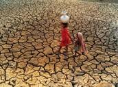 Es deficil para obtener agua en otras paises.