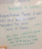Mrs. Pastene's 4th Grade Grammar Talks