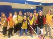 2016 Annandale Junior Floor Hockey Team