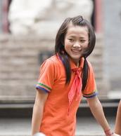 Wen Wen Han as Minli