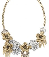Gerogie Statement Necklace