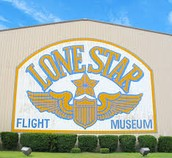 LONE STAR FLIGHT MUSEUM-HISTORICAL SITE