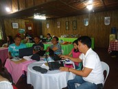 Maasim, Sarangani- Due to the rising need of socialized housing project in this locality, Mayor Aniceto P. Lopez sends off the municipal government's Technical Working Group (TWG) to attend the workshop/seminar in the formulation of local shelter operational plan at Durian Park, Polomolok, South Cotabato.(MAASIM INFORMATION OFFICE)