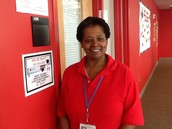 Dr. P. Givens-Brown, Librarian Media Specialist