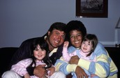Nancy Lopez and Family